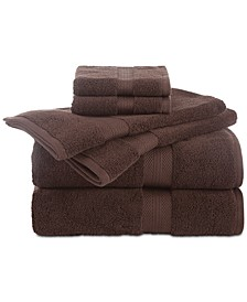 Abundance 6-Pc. Towel Set