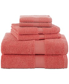 Martex Ringspun Cotton 6-Pc. Towel Set