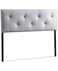 Priam King Headboard, Quick Ship