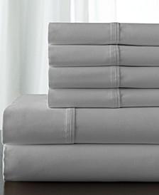 Camden Cotton 350 Thread Count 6-Pc. Queen Sheet Set