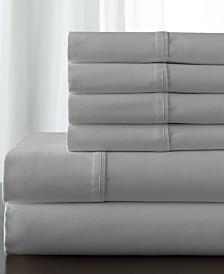 Camden Cotton 350-Thread Count 6-Pc. California King Sheet Set