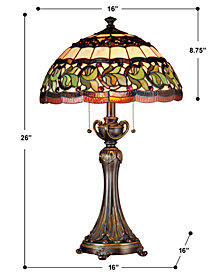Dale Tiffany Aldridge Table Lamp
