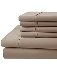 1000 Thread Count 6-Pc. Full Sheet Set