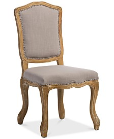 Iseut Dining Side Chair, Quick Ship