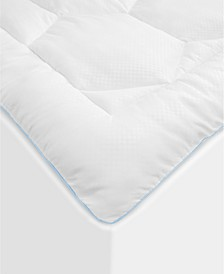 CoolFusion SensorElle Memory Fiber Mattress Pads with Cooling Gel Beads