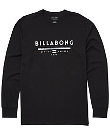 Billabong Men's Logo Long-Sleeve T-Shirt