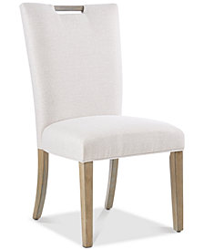 Quimby Dining Chair (Set Of 2), Quick Ship