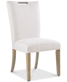 Raven Dining Chair (Set Of 2), Quick Ship