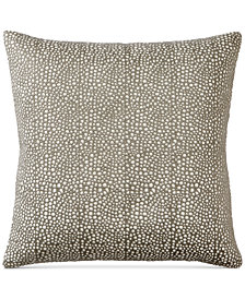 "Hotel Collection Como 22"" Square Decorative Pillow, Created for Macy's"