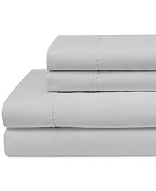 Cotton 420 Thread Count 4-Pc. Queen Sheet Set