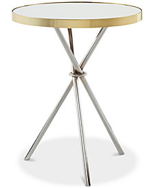Madi End Table, Quick Ship