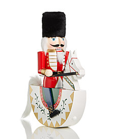 Holiday Lane Nutcracker On Rocking Horse, Created for Macy's
