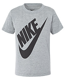 Nike Little Boys Jumbo Futura Graphic-Print Cotton T-Shirt