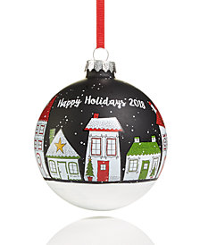 Holiday Lane 2018 Christmas Homes Ornament, Created for Macy's