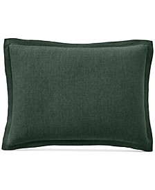 CLOSEOUT! Linen King Sham, Created for Macy's