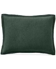 CLOSEOUT! Hotel Collection Linen King Sham, Created for Macy's