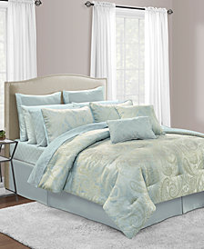 Stella 20-Pc. King Comforter Set, Created for Macy's