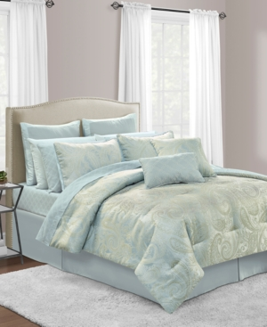 Stella 20Pc King Comforter Set Created for Macys Bedding