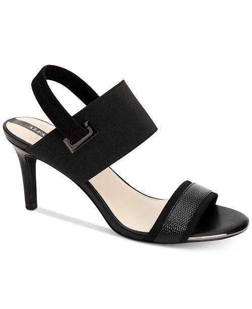 3b49f83aa Alfani Women s Step  N Flex Genevia Elastic Dress Sandals
