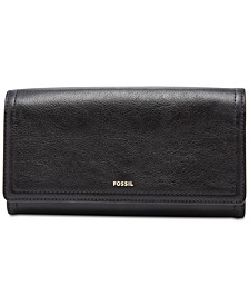 Women's Logan Flap Clutch