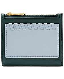 Fossil Shelby Mini Leather Multifunction Wallet