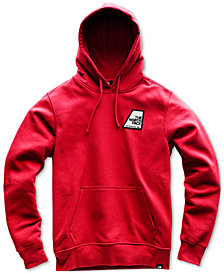 The North Face Men's Fleece Pullover Patch Hoodie