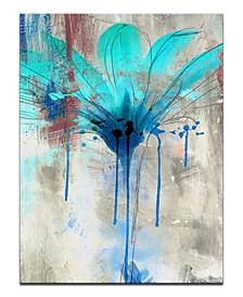 'Painted Petals LII' Canvas Wall Decor