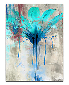 Ready2HangArt 'Painted Petals LII' Canvas Wall Decor
