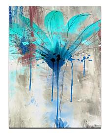 Ready2HangArt 'Painted Petals LII' Canvas Wall Decor
