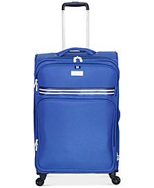 """Jessica Simpson Originals 29"""" Softside Expandable Spinner Suitcase"""