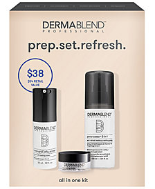 Dermablend 3-Pc. Essentials Set