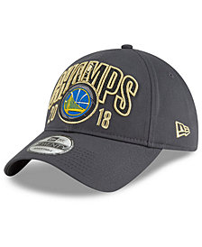 New Era Golden State Warriors Finals Champ 9TWENTY Strapback Cap