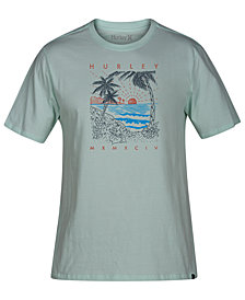 Hurley Monroe Premium Graphic Cotton T-Shirt