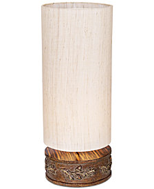 CLOSEOUT! Pacific Coast Oak Lodge Table Lamp