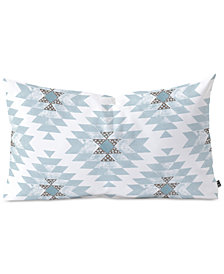 Deny Designs Dash & Ash Dwelling Dawn Oblong Throw Pillow