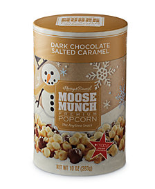 Harry & David Dark Chocolate Salted Caramel Moose Munch Gourmet Popcorn