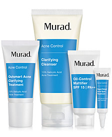Murad 4-Pc. Clear Control 30-Day Set