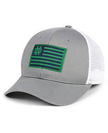 Top of the World Notre Dame Fighting Irish Brave Trucker Snapback Cap