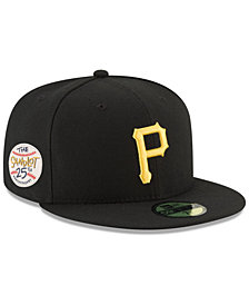 New Era Pittsburgh Pirates Sandlot Patch 59Fifty Fitted Cap