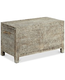 West Bay Trunk Cocktail Table, Quick Ship