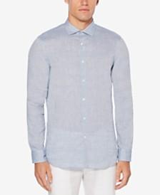 Perry Ellis Men's Slim-Fit Shirt