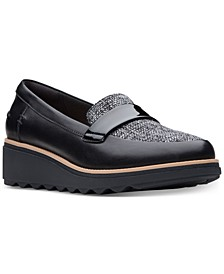 Collection Women's Sharon Gracie Platform Loafers, Created for Macy's