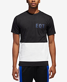 adidas Men's Equipment Colorblocked Graphic T-Shirt