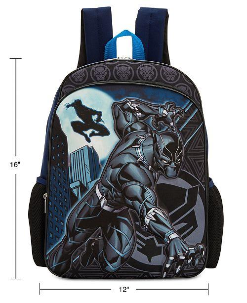 73c51a84c73 ... Marvel Black Panther Molded Backpack