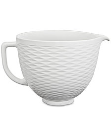 KitchenAid® 5-Qt. Textured Ceramic Bowl