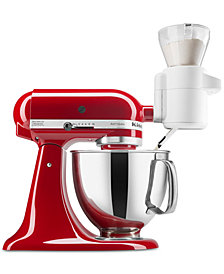 KitchenAid® Sifter + Scale Attachment KSMSFTA