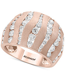EFFY® Diamond Statement Ring (1-5/8 ct. t.w.) in 14k Rose Gold