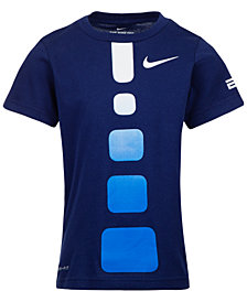 Nike Little Boys Gradient Elite T-Shirt