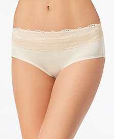 Women's Passion For Comfort Lace-Waist Hipster Underwear DFPC63