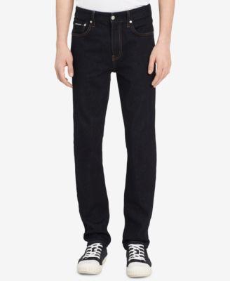 Men's Austin Slim-Fit Stretch Blue Jeans